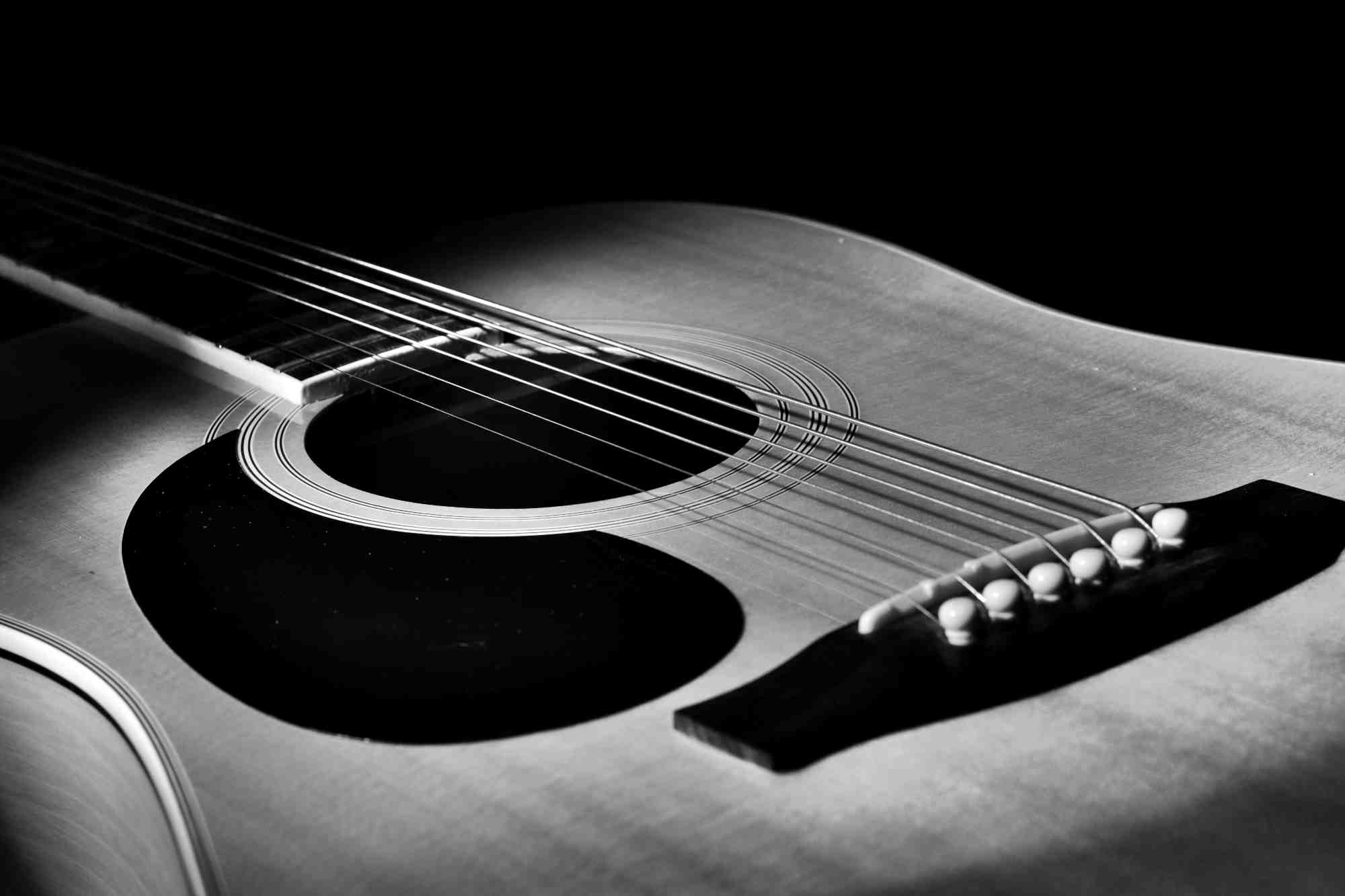 Comment accorder une guitare classique sans accordeur?