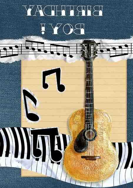 Comment apprenez-vous à jouer de la guitare acoustique?