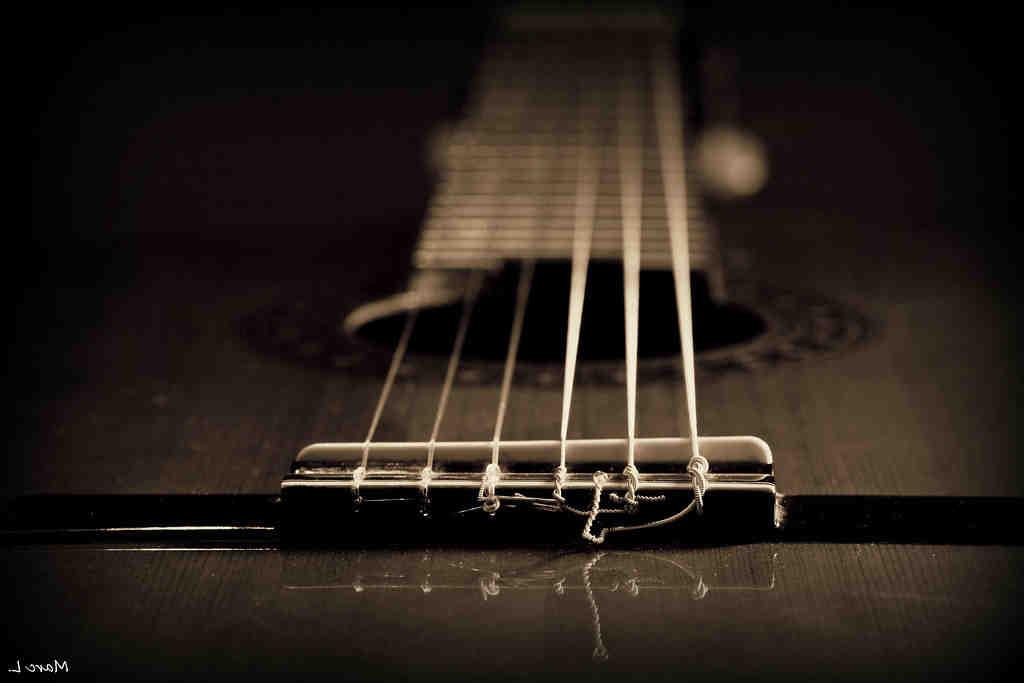 Comment changer corde guitare