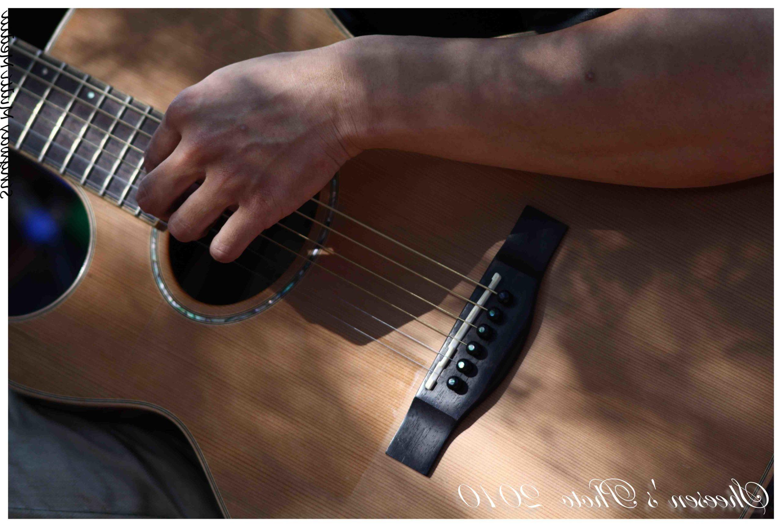 Comment jouer de la guitare joyeux anniversaire?