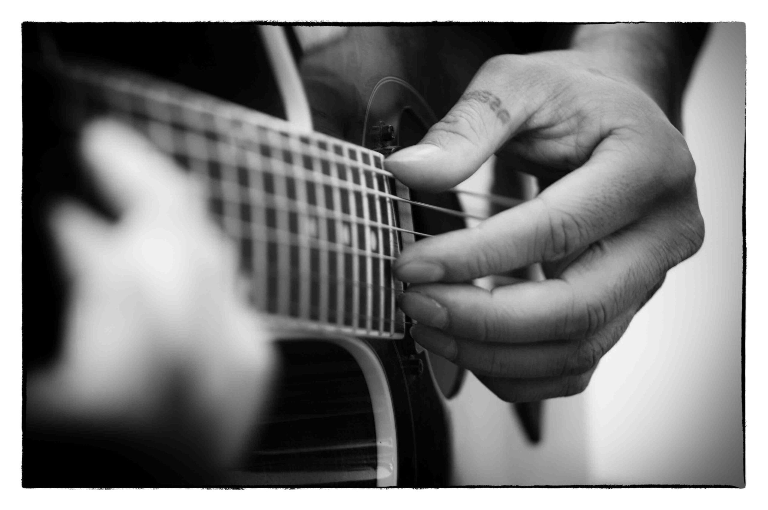 Comment lisez-vous une tablature de banjo?