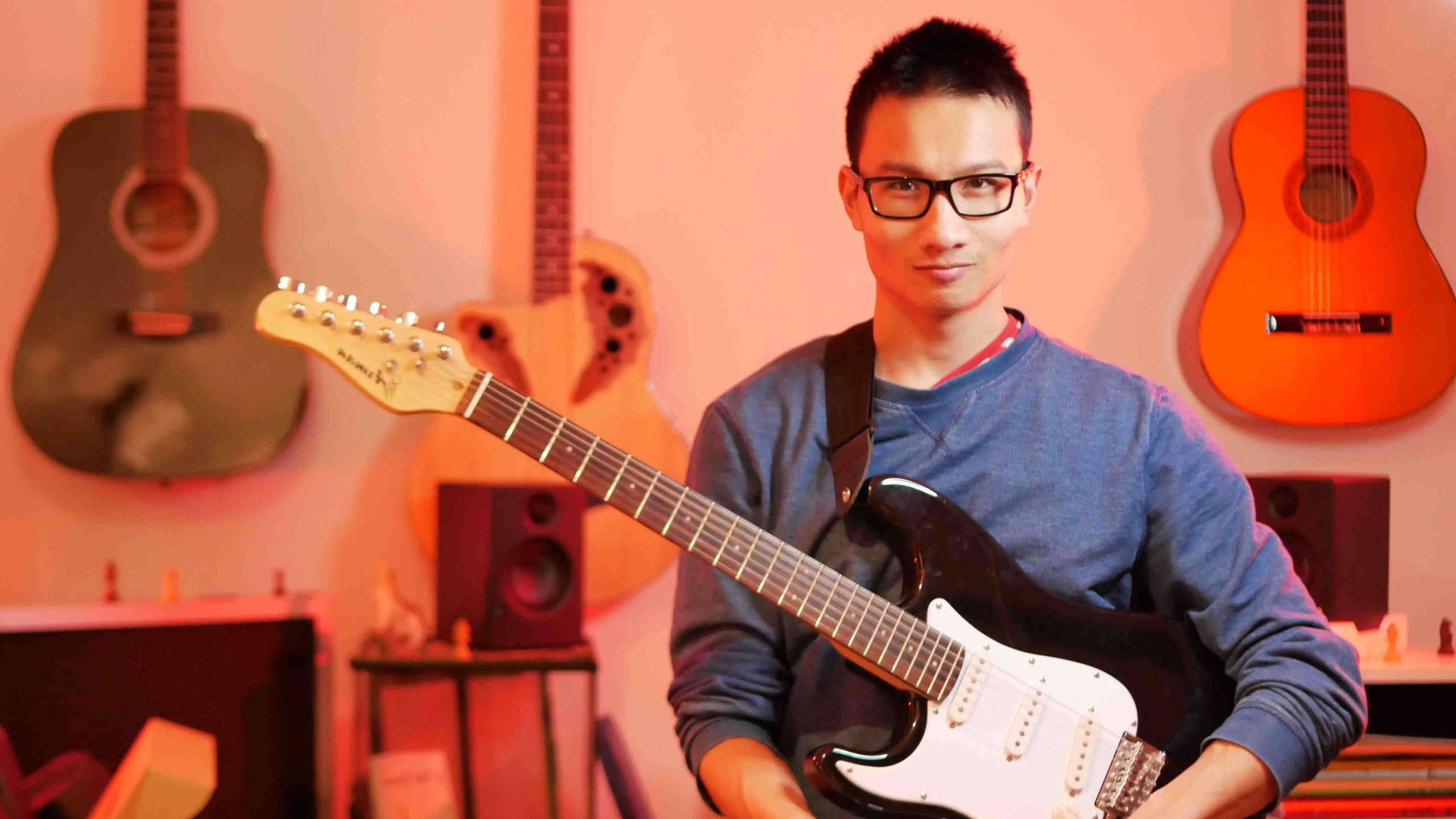 Comment savoir si vous êtes droitier ou gaucher à la guitare?