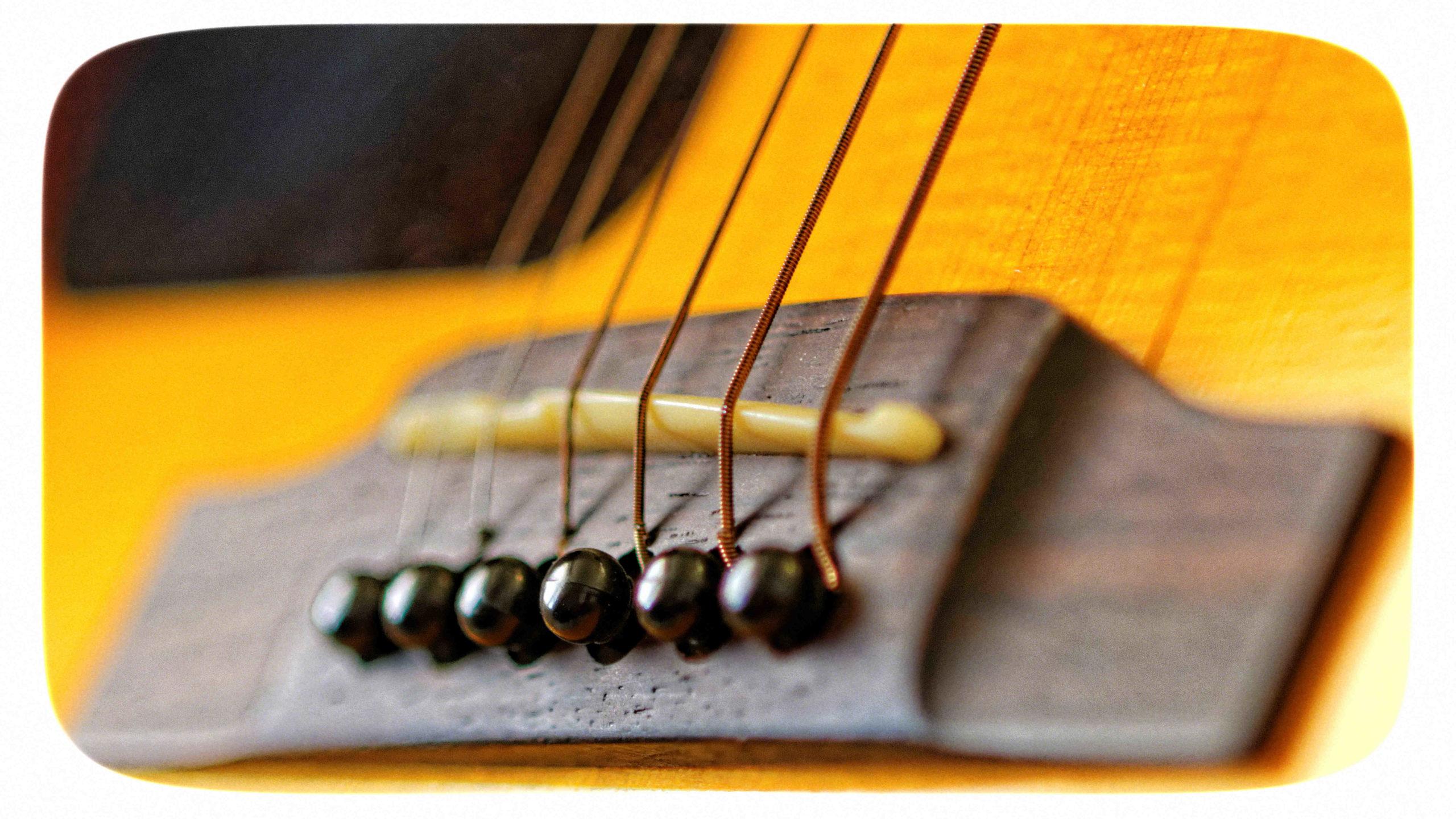 Quelle guitare acoustique pour les débutants?