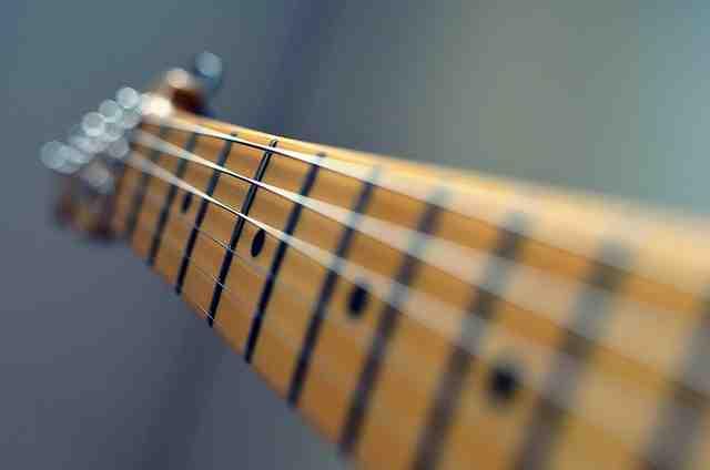 Quelles sont les notes d'une guitare?