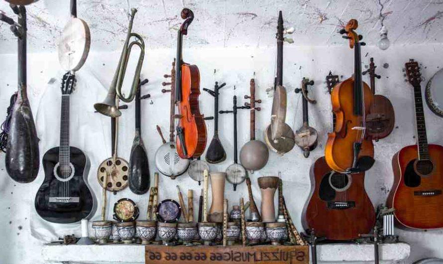 Comment fabriquer un violon