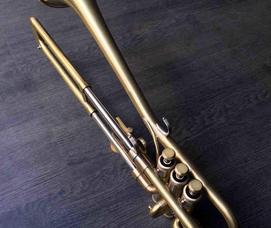Comment fabriquer une trompette