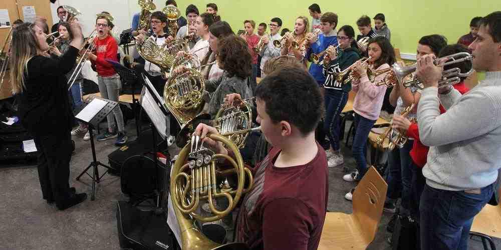 Comment un orchestre s'accorde
