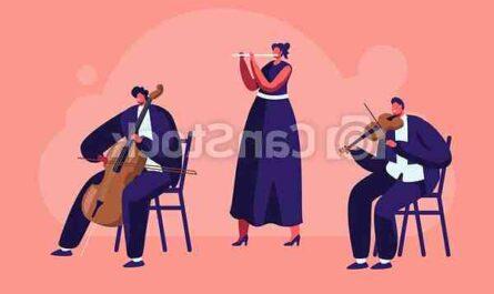 Comment dessiner un orchestre