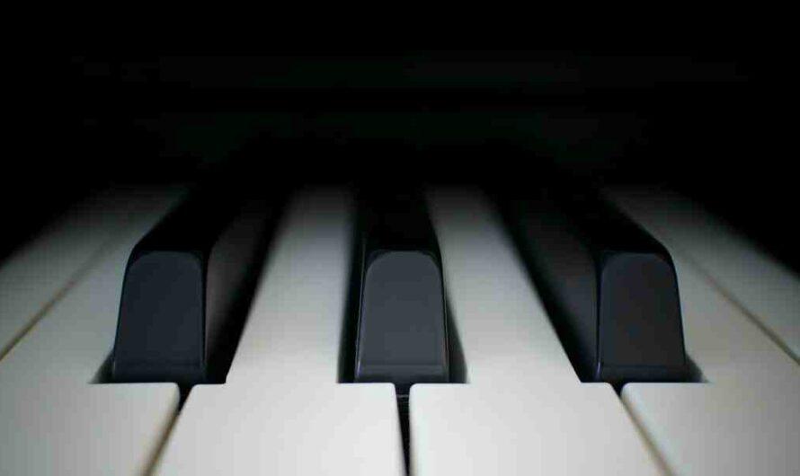 Comment jouer au piano imagine