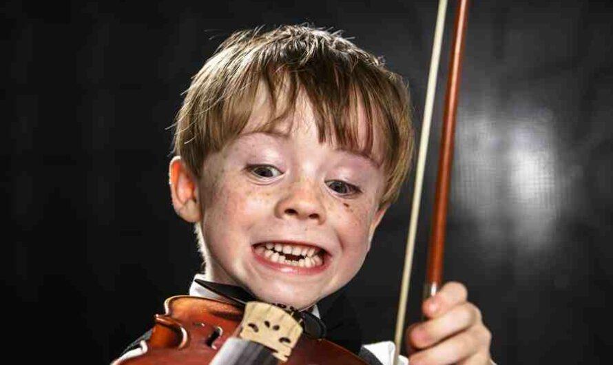 Comment apprendre le violon rapidement