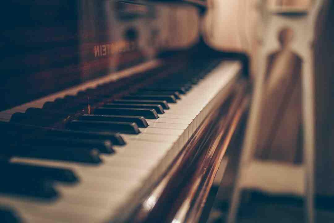 Piano comment jouer