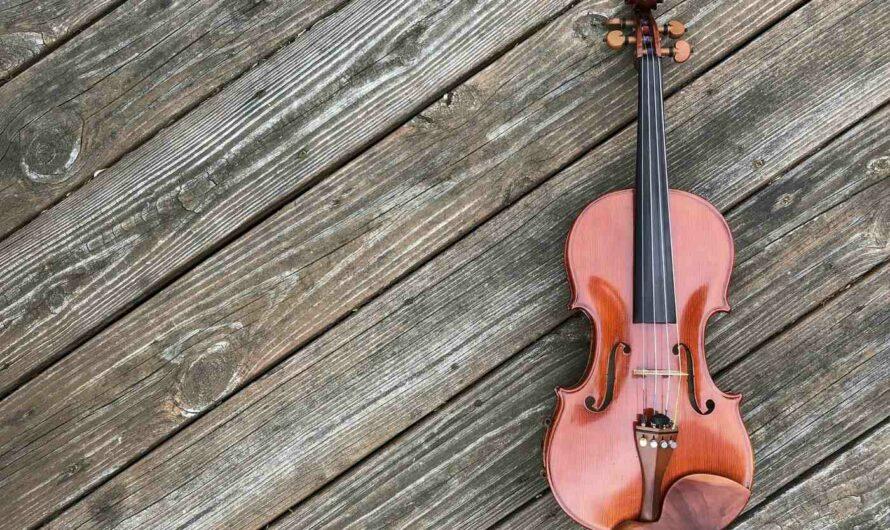 Comment apprendre le violon facilement