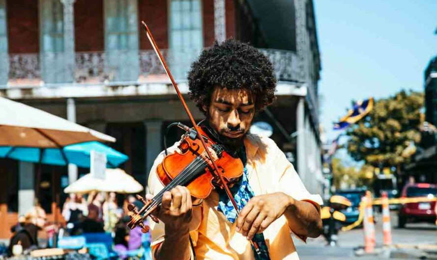 Comment improviser au violon