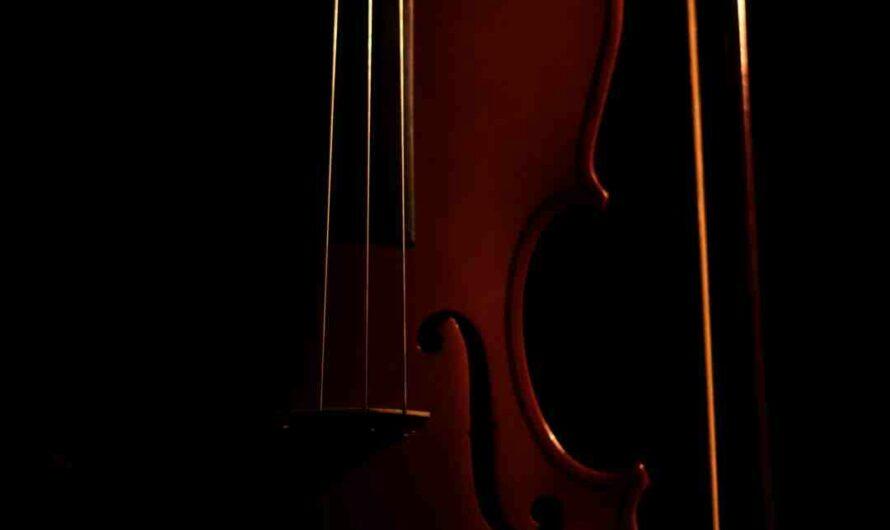 Comment tenir le violon